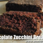 Gluten Free Chocolate Zucchini Bread Recipe