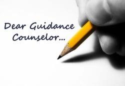 dear guidance counselor