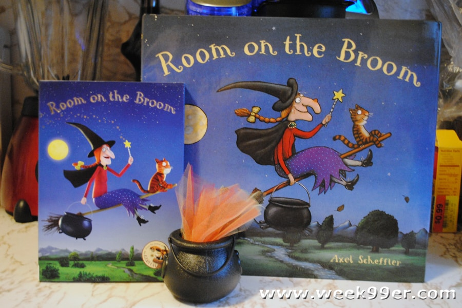 room on the broom giveaway
