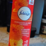 Bring a touch of Hawaii into Your Home with Hawaiian Aloha Febreze