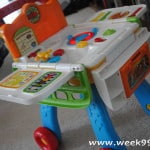 Vtech 2-in-1 Shop and Cook Playset Review & Giveaway!