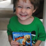 Disney's Super Buddies Blu-Ray Combo Pack Review and Giveaway!