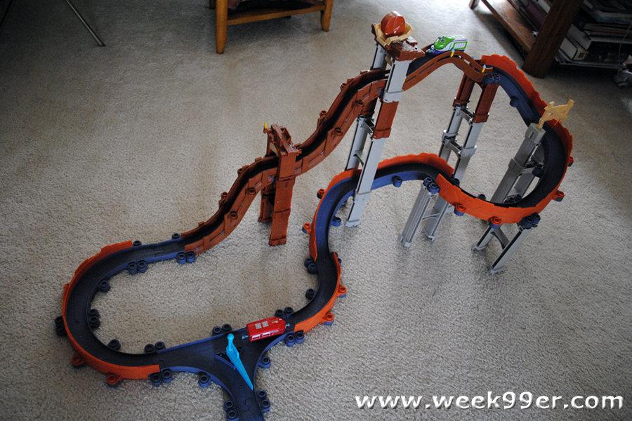 Chuggington Train Set Review