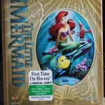 The Little Mermaid Diamond Edition – Swimming to Blu-Ray Combo Pack October 1st