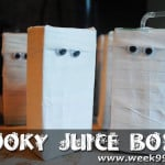Spooky Juice Boxes – DIY