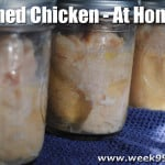 How to Can Chicken at Home