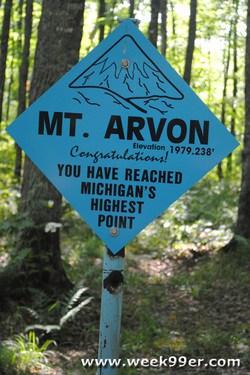 Mt Arvon