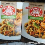 Three Bakers Gluten Free Stuffing Review & Giveaway!