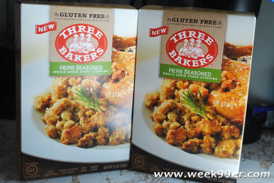 three bakers stuffing review