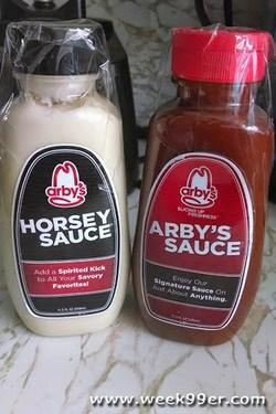 Arby's Sauce