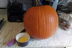 canning pumpkin at home