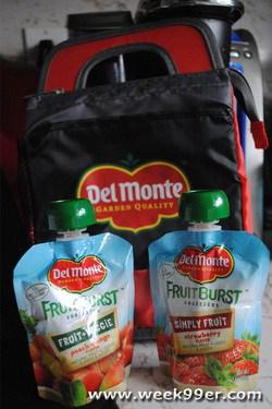 Del Monte Fruit Bursts