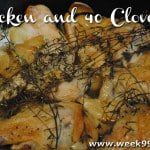 Chicken and 40 Cloves Recipe