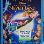 Return to Never Land Blu-Ray Combo Pack Review