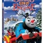 Free Thomas Santa's Little Engine Printable!