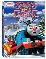 Free Thomas Santa's Little Engine Printable!