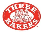 Three Bakers Logo