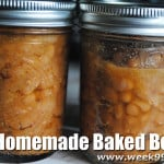 Homemade Baked Bean Recipe with Canning Instructions!