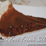 Gluten Free French Silk Pie Recipe