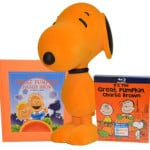 It's the Great Pumpkin … Giveaway!  #SnoopyHalloween