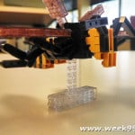 Nanoblock Asian Giant Hornet Review & Giveaway!
