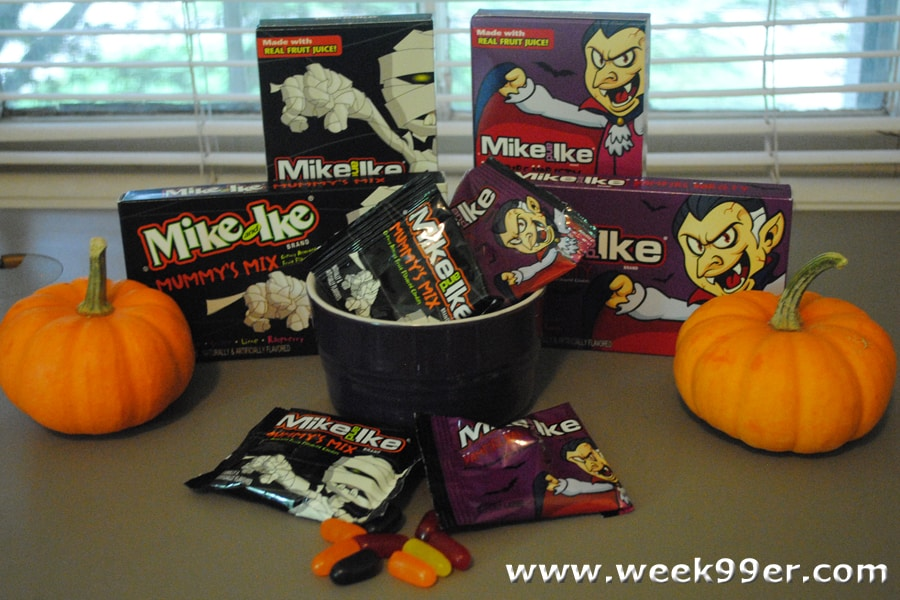 mike and ike halloween flavors