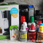 Sodastream Soda Maker Review & Giveaway!