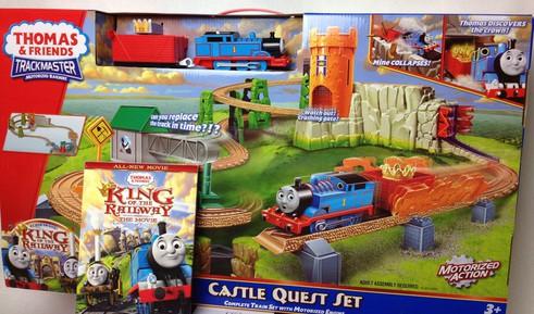 Thomas King of the Railway