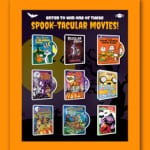 Enter to Win a Spook-Tacular Movie!