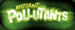 Mutant Pollutants Logo