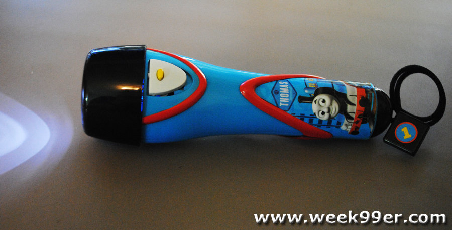 thomas and friends flash light