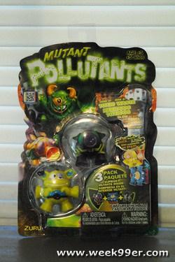 Mutant Pollutants