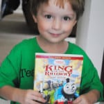 Thomas and Friends King of the Railway Review and Giveaway!