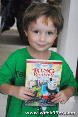Thomas and friends King of the Railway review