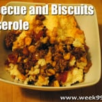 Barbecue and Biscuits Casserole Recipe