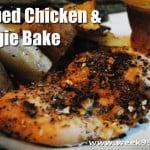 Easy Herbed Chicken & Veggie Bake