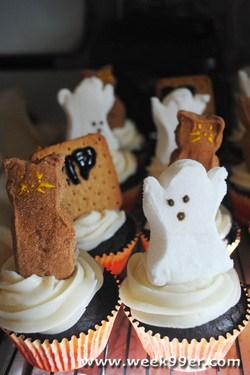 Cupcake Graveyards