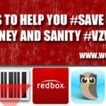 Top Apps to Help You #Save Your Time, Money and Sanity! #VZWVoices