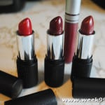 Hot Holiday Reds – Gluten Free Lipstick for Everyday Use and Special Occasions