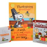 Celebrate Thanksgiving with Snoopy – A Giveaway & A Twitter Party! #SnoopyThanksgiving