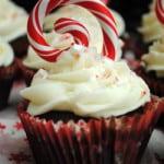 Gluten Free Peppermint Mocha Cupcake Recipe