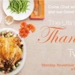 Join The Ultimate Thanksgiving Twitter Party for Your Chance to win!  #Thanksgivingtips  ‪#‎GoodCookKitchenExprt‬‪ #‎GoodCook‬