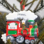 Personalized Ornaments Make Memories for Years to Come