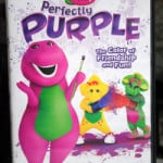 Barney Perfectly Purple DVD Review & Giveaway!