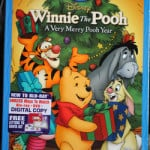 winnie the pooh a very merry pooh year now on dvd combo pack - Mickeys Christmas Carol Blu Ray