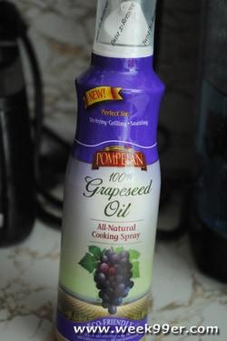 pompeian grape seed oil