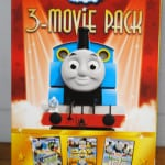 Thomas & Friends 3 Movie Pack Review & Giveaway!