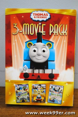 thomas and friend 3 movie pack review