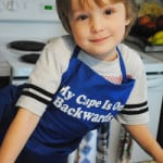 Aprons, Not Just for Girls