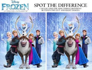 More Free Disney Frozen Games!